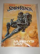 STAR REACH #16 VF MURPHYS LAW US MAGAZINE SCARCE