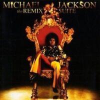 """MICHAEL JACKSON """"THE REMIX SUITES"""" CD NEU"""