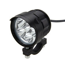 NEW 60W 6LED Super Caliber Motorcycle Accessories Spot Light Headlamp w/ Bracket