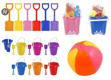 Bucket Spade Beach Set Sand Castle Rake Watering Can Scoop Boat Mould Seaside