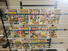 Iron Fist Marvel Premiere Comic Book Lot 19 21 2 4 Others Higher Grade (FN/VF)