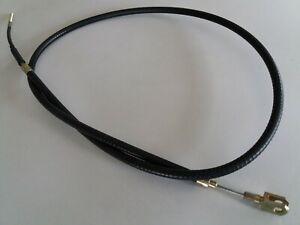 Handbrake cable, for Alfa Romeo Alfetta (from 1980/), 75, 90  - 21831 - 60521838