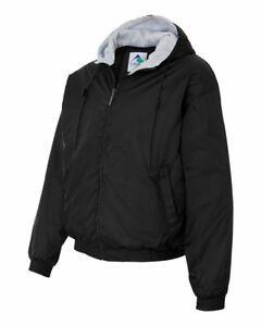Augusta Sportswear - Hooded Fleece Lined Jacket - 3280