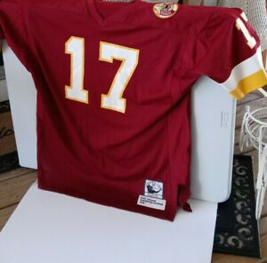 NFL Jersey Doug Williams Redskins Mitchell & Ness Throwback Adult Size 54  red