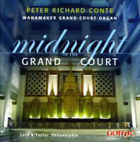 Peter Richard Conte - Midnight in the Grand Court [New CD]