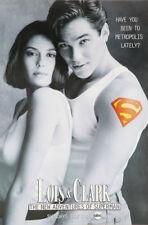 Lois & Clark Adventures Of Superman Dean Cain Teri Hatcher Clark Kent Lois Lane