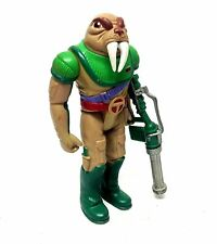 "Vintage Retro Classic 1980's THUNDERCATS TUSKA 6""  toy figure, RARE, good shape"