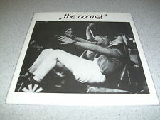 "The Normal - Warm Leatherette - 7"" Single Vinyl"