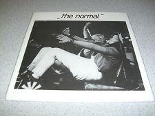"The Normal - Warm Leatherette - 7"" Single Vinyl"