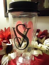 Victoria's Secret PINK ANGEL WINGS Hot/Cold Insulated 24 oz. Travel Tumbler Cup