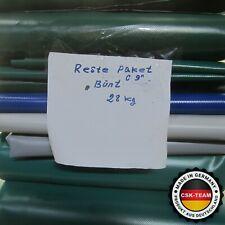 Abdeckplane LKW Plane PVC Reste Paket Bunt C9  ca. 28 Kg