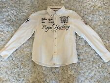 Chemise enfant Royal Yachting Geographical Norway en tres bon etat