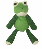 "Scentsy Buddy 15"" Ribbert The Frog Plush No Scent Pak Stuffed Animal soft toy"