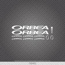 01240 Orbea Bicyclette Autocollants-Decals-Transferts-Blanc