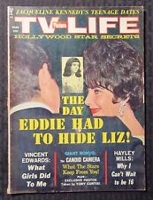 1962 May TV PICTURE LIFE Magazine VG 4.0 Elizabeth Taylor - Hayley Mills