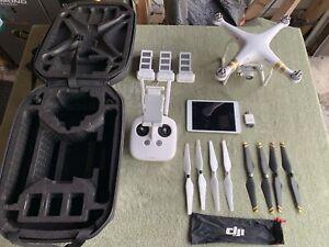 COMPLETE KIT! Phantom 3 Professional Quadcopter with 4K Camera + MANY EXTRAS