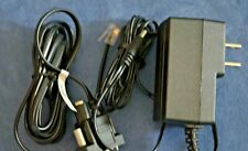 Power Supply & Cable for VeriFone Pin Pad Nos Cbl-10776-02 Pp1000/2000 9pin