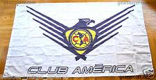 Club America Flag Banner 3x5 ft Aguilas Mexico Futbol Soccer Bandera