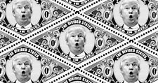 Trump - Liar In Chief - Art Stamps (Artistamp, Faux Postage, REPRO)  RESIST!