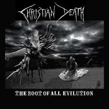 CHRISTIAN DEATH - THE ROOT OF ALL EVILUTION - CD SIGILLATO 2015 DIGIPACK