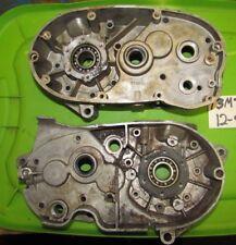 Montesa VR 250 Cappra 73M left & Right Engine Cases  p/n 73M7798