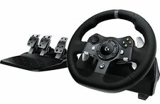 Logitech G920 Driving Force (941-000121) Wheel And Pedals Set for Xbox One & PC
