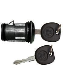 GM OEM Strattec Spare Tire Key Lock Cylinder Tumbler Barrel With 2 Keys