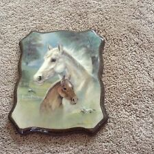 Horse Wall Hanging 8 X 10