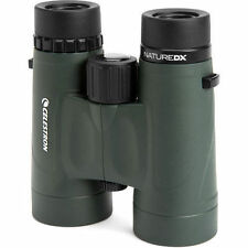 Celestron Nature DX 10 x 42 Roof Prism Binocular #71333 in Green (UK Stock) BNIB