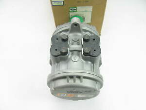 Reman - OEM Ford E6VY-19703-AX A/C Compressor Assembly Without Clutch