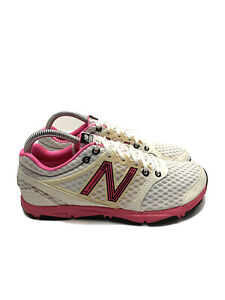 New Balance 730v1 Athletic Running Shoes White/Pink W730WP1 Women's Size 8