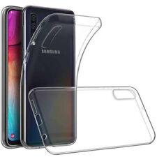 COVER Custodia Morbida TRASPARENTE GEL Silicone SLIM per Samsung Galaxy A70