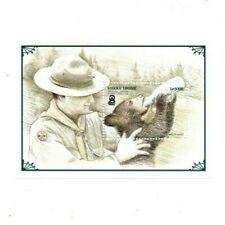 VINTAGE CLASSICS - Sierra Leone 2140 - Boy Scout - Souvenir Sheet - MNH