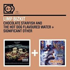 Limp Bizkit – Chocolate Starfish & Hot Dog.. + Significant Other (2011) 2CD NEW
