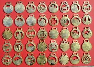 VINTAGE QUALITY HORSE BRASS BY KB - CHOOSE FROM LIST ALL WITH PHOTO'S LOT 7
