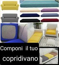 COPRIDIVANO e Copricuscini 1-2-3-4 posti.(italiano) componi il tuo copridivano