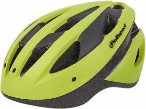 Fahrradhelme Polisport SportRide MTB - Large (58-62cm) - Fluor gelb/Mattschwarz