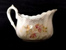 Carlsbad BFHS China Antique Pitcher/Creamer Hand Painted Made in Austria EUC