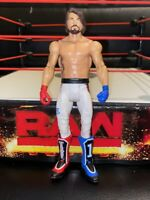 AJ Styles - Basic Series - WWE Mattel Wrestling figure