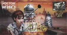 """Doctor Who """"The Dalek Invasion Of Earth"""" Classic Cover- Signed CAROLE ANN FORD"""