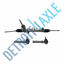 Power Steering Rack and Pinion Assembly + Outer Tie Rod Buick Chevrolet AWD