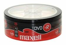 Maxell Blank DVD-Rs-ray Discs