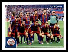Panini Champions League 2011-2012 - 2010-11 FC Barcelona Legends No. 550