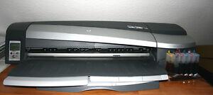 CISS HP Designjet 130 90 30 84 85 HP84 HP85 C5016 C9425 C9427 C9424 C9428 C9429