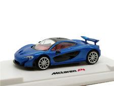 Colourfulmodel 1:64 Mclaren P1 Blue Diecast Model Car