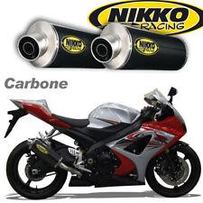 Exhaust Escape Scarico Auspuff Carbon Suzuki GSX-R 1000 2007-2008 K7 K8