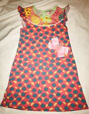Ruffle Girl Size 8 Spring Dress With Bow. Easter 🐣 Dress With Bunny How