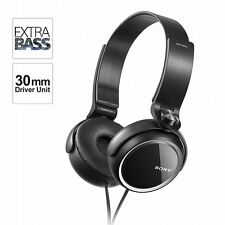 Sony MDR XB250 Extra Bass Stereo Headphones Black Best Price MRP 1490/- Vat Bill