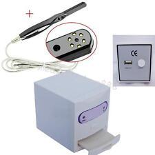 Dental digital X-Ray Film Reader Scanner Digitizer USB & intraoral oral camera