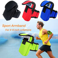 Sports Gym Running Slim Armband for iPhone 6 & 6S Plus Arm Band Case WL